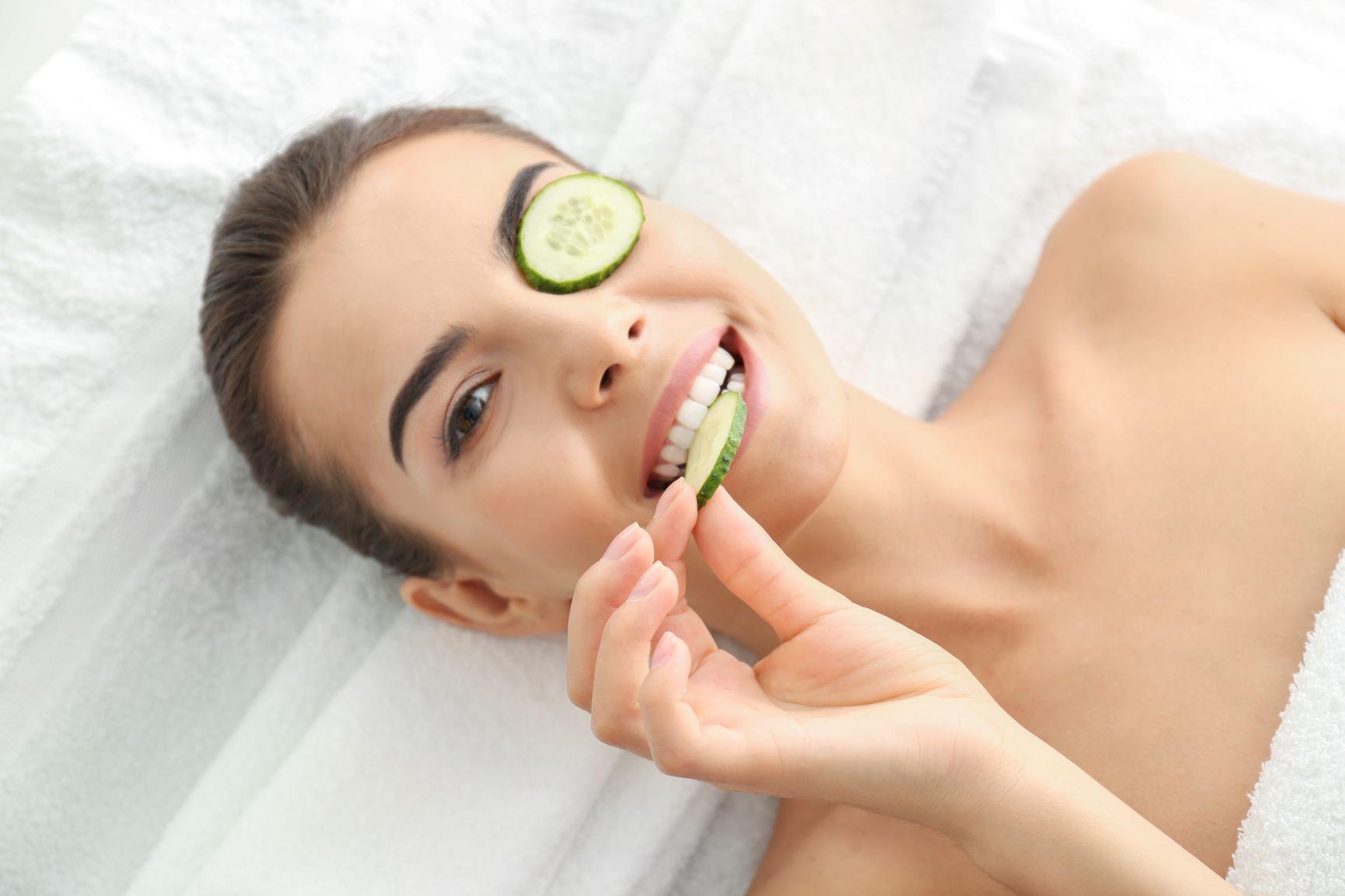 kosmetyki z ogórka do pielęgnacji twarzy