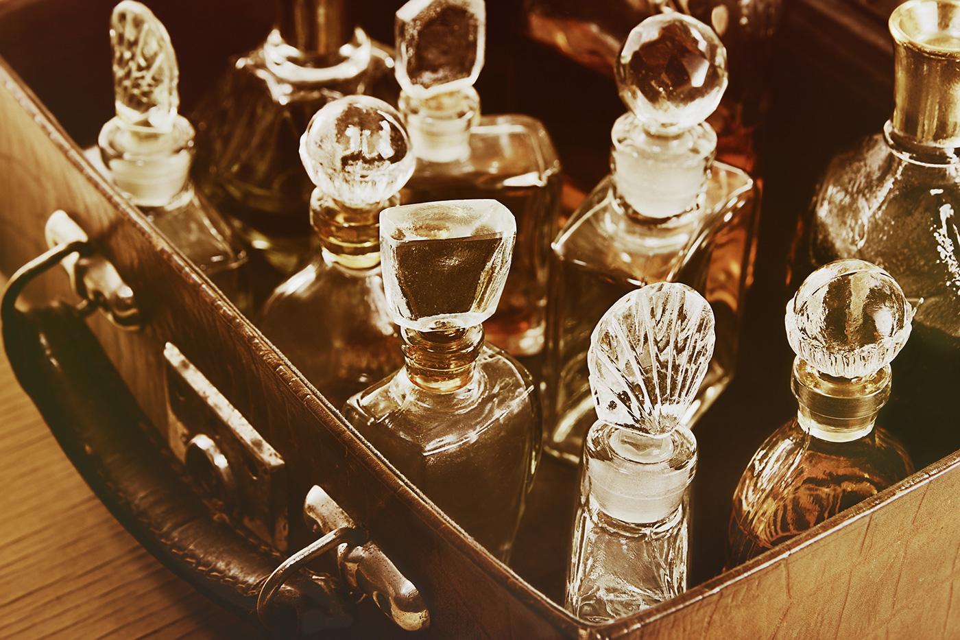 luksusowe perfumy
